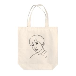 Boy.10 Tote bags