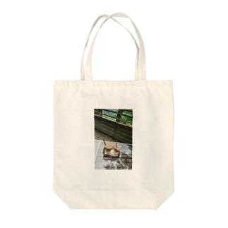 箱根にて Tote bags