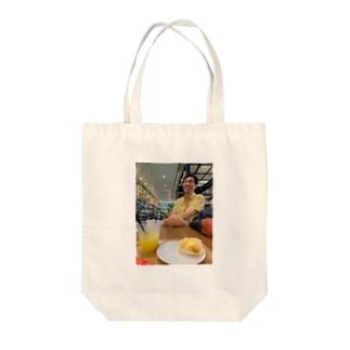 ハイパワー家労シェフまん Tote bags