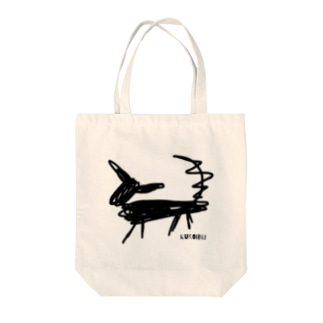 KUROINUさん Tote bags