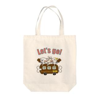ホワイティ29カー Tote bags