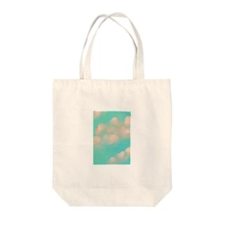 雲っぽいもの Tote bags