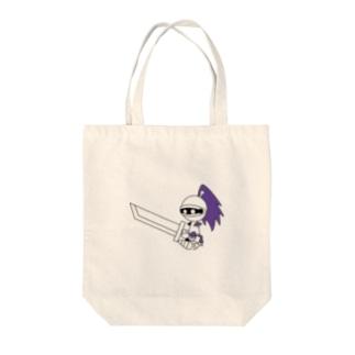 ナイツ・クレイモア Tote bags