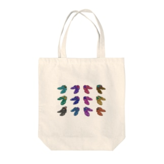 Leather shoes Tote bags