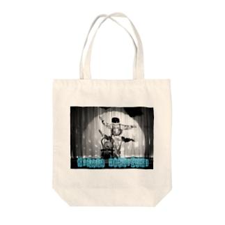 宇宙飛行士シリーズ Tote bags