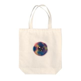 光彩の視線 Tote bags