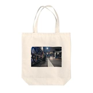 日常 Tote bags