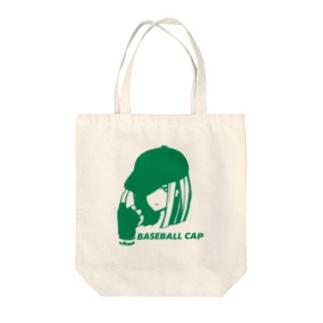 野球帽 Tote bags