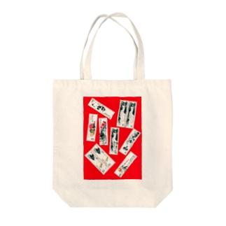 中華人民共和国の切手:中国画 Tote bags