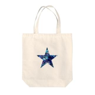 海星 Tote bags