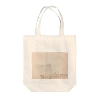 思いつき落書きシリーズ Tote bags