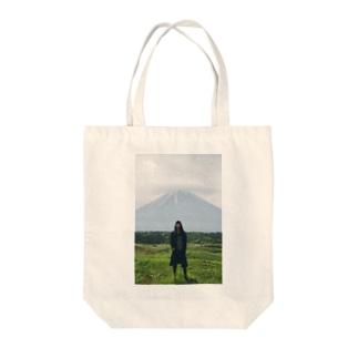 Kanna Oyama Tote bags