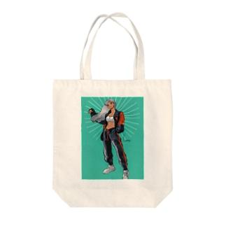 林檎さん Tote bags