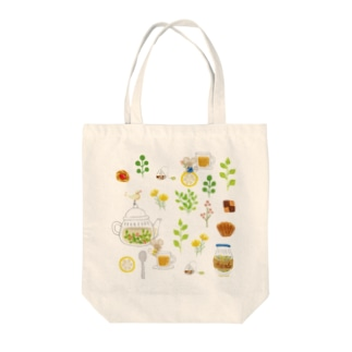 teatime-トートバッグ Tote bags