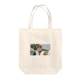 つくるくさん Tote bags