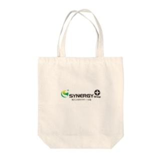 シナジープラスグループ オリジナルグッズ Tote bags