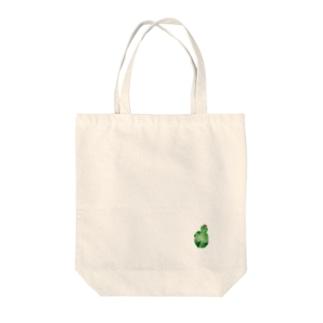 サボちゃん Tote bags