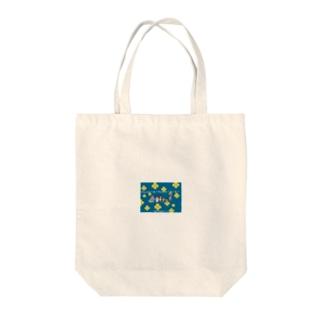 サザエさん Tote bags