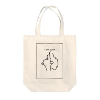 solo ー i love myself ー Tote bags