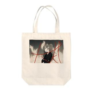 free fire girl -無料の萌える女子- Tote bags