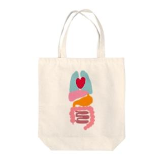 臓器だZOU Tote bags