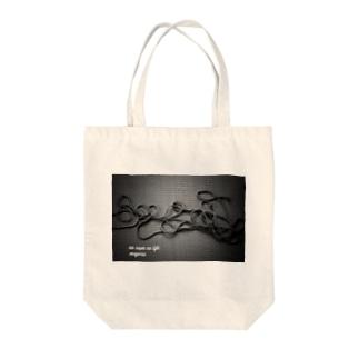 no  rope no life Tote bags