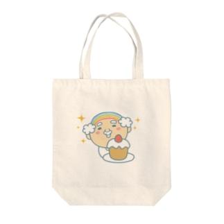 ケーキだよ☆ Tote bags