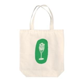 キウイパフェ Tote bags
