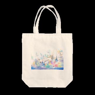 ろじうらサイエンスの試験管の憂鬱 Tote bags