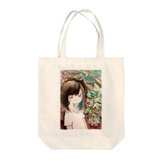夏影 Tote bags