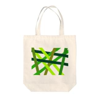 森林 Tote bags