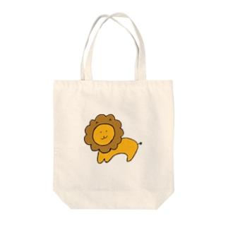 _suzurankoのすずらいおん Tote bags