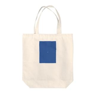 夢を乗せて Tote bags