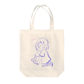 Oh!んなの子 Tote bags