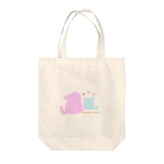 natsuhachifriends  Tote bags