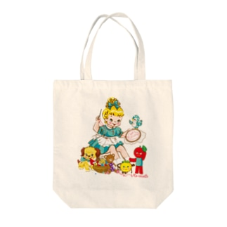 Ma cocotte パンプルムース Tote bags