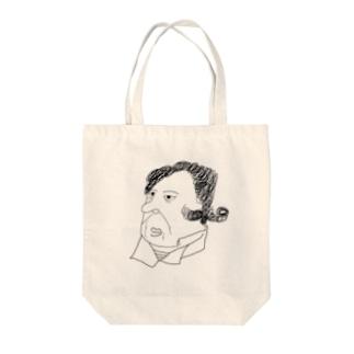 ペリー来航 Tote bags