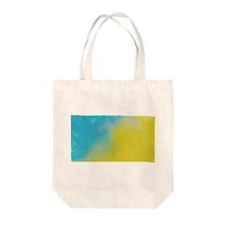 砂浜 Tote bags