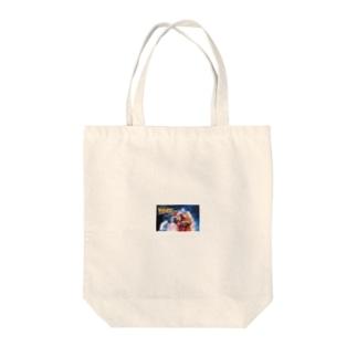 バックトゥーザ・フューチャー Tote bags