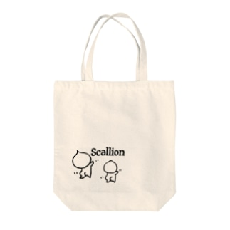 Scallion(s.i.r.i.) Tote bags