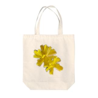 タンポポ Tote bags