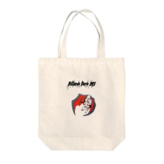 ゾンビパンダです Tote bags