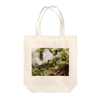 透輝石(双晶) Tote bags