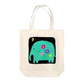 ★ぞう★ Tote bags