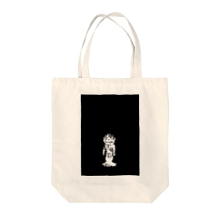 Middle Of Nowhere Tote bags
