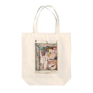 広町田町さん Tote bags
