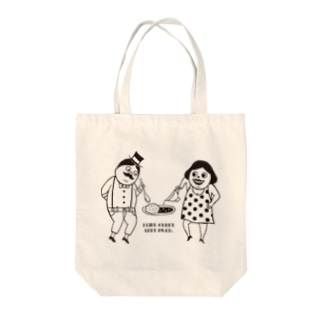 I like curry very much Tote bags