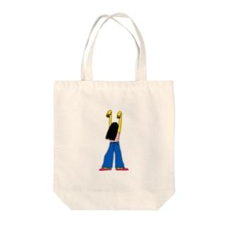 夏のある日のあの子 Tote bags