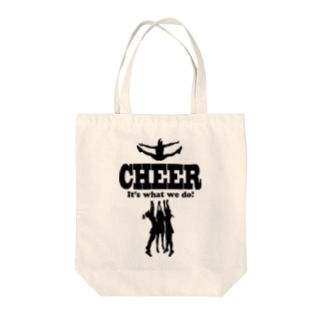 Cheer It's what we do! Tote bags