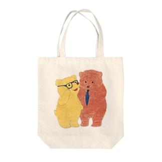 ステとリッシュ Tote bags